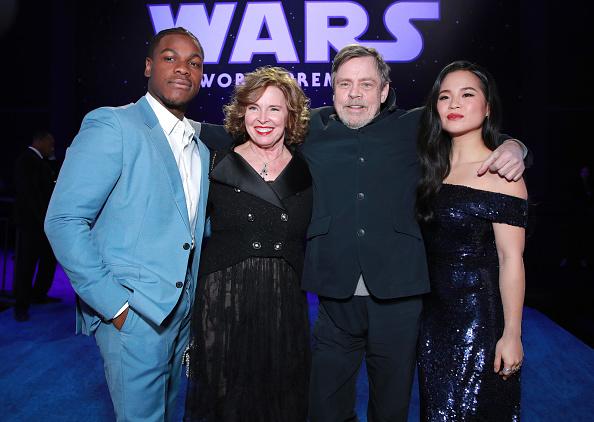 "Kelly Marie Tran「Premiere Of Disney's ""Star Wars: The Rise Of Skywalker"" - Red Carpet」:写真・画像(19)[壁紙.com]"