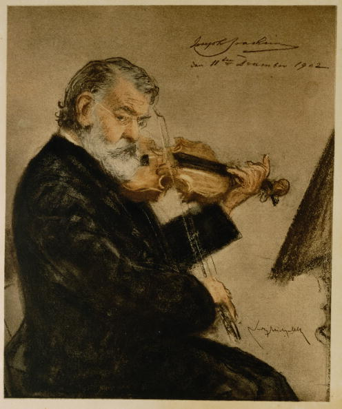 Classical Musician「Violinist Joseph Joachim...」:写真・画像(13)[壁紙.com]
