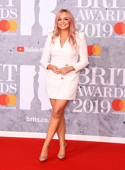 Award「The BRIT Awards 2019 - Red Carpet Arrivals」:写真・画像(5)[壁紙.com]