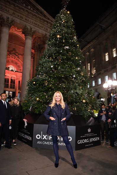 Incidental People「Emma Bunton Switches On The Christmas Lights At The Royal Exchange」:写真・画像(2)[壁紙.com]