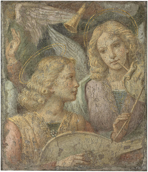 Violin「Angels Making Music」:写真・画像(5)[壁紙.com]