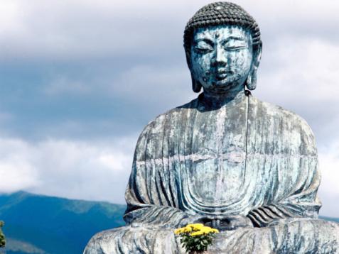 Buddha statue「Statue of Buddha , Hawaii , USA」:スマホ壁紙(18)