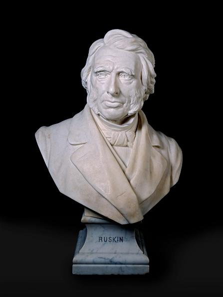 Male Likeness「Portrait Bust Of John Ruskin」:写真・画像(5)[壁紙.com]