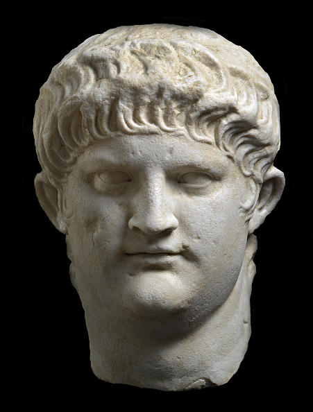 Emperor「Portrait Bust Of Nero」:写真・画像(18)[壁紙.com]