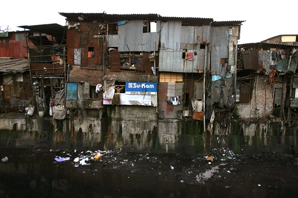 Slum「Dharavi Slum Redevelopment Resisted By Residents」:写真・画像(0)[壁紙.com]