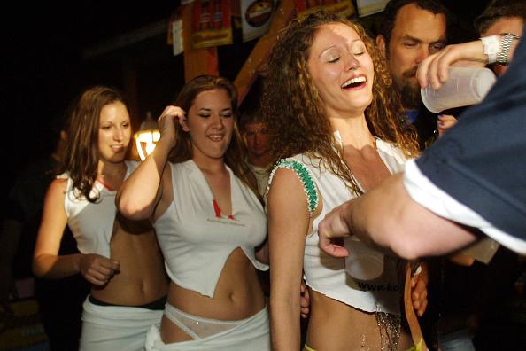 T-Shirt「Spring Break 2001 on South Padre Island, Texas」:写真・画像(5)[壁紙.com]