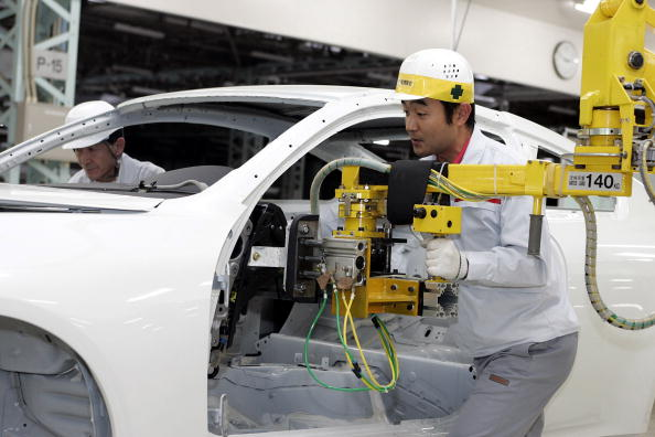 Japan「Nissan Unveils New Global Production Engineering Centre」:写真・画像(11)[壁紙.com]