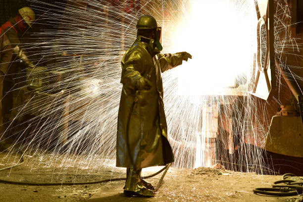 Germany「Steel Production At Salzgitter AG」:写真・画像(12)[壁紙.com]