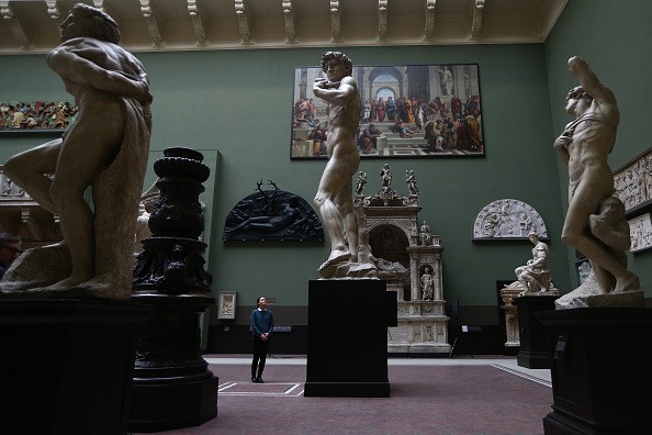 Victoria And Albert Museum - London「Victoria And Albert Museum Reopens The Weston Cast Court」:写真・画像(14)[壁紙.com]