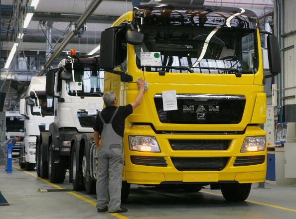 Alexandra Beier「MAN Is One Of Europe's Leading Manufacturers Of Trucks」:写真・画像(16)[壁紙.com]