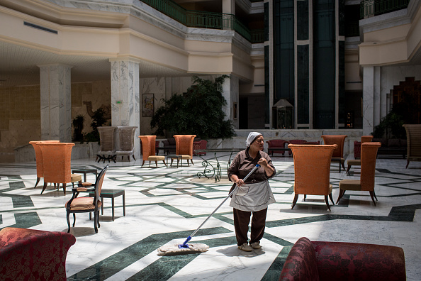 Mop「Imperial Marhaba Hotel Aims to Reopen After 2015 Terror Attacks」:写真・画像(19)[壁紙.com]