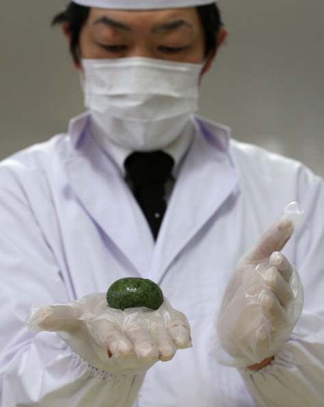 日本食「The Art of Making Traditional Japanese Sweets Wagashi」:写真・画像(9)[壁紙.com]