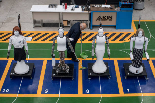 Inside Turkey's First Humanoid Robotics Factory:ニュース(壁紙.com)