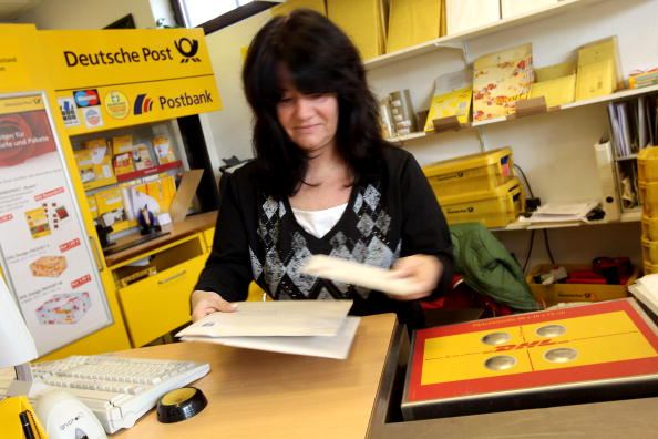 Franchising「Deutsche Post Reports 2009 Earnings」:写真・画像(9)[壁紙.com]