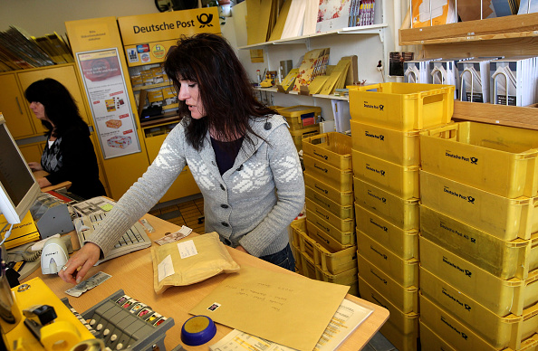 Franchising「Deutsche Post Reports 2009 Earnings」:写真・画像(10)[壁紙.com]