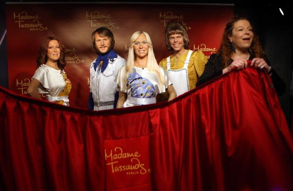 Bjorn Ulvaeus「Bonnie Tyler Unveils ABBA Wax Figures」:写真・画像(17)[壁紙.com]