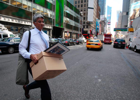 Crisis「Lehman Brothers Files For Bankruptcy Protection」:写真・画像(17)[壁紙.com]