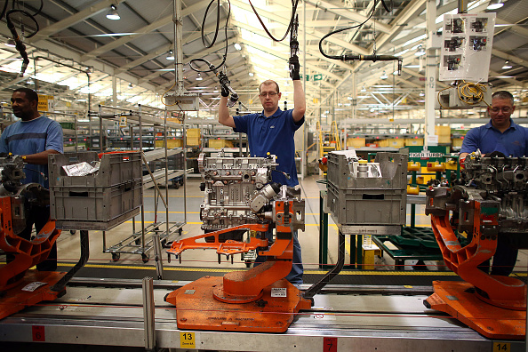 Plant「The New State Of The Art Ford Production Line」:写真・画像(16)[壁紙.com]