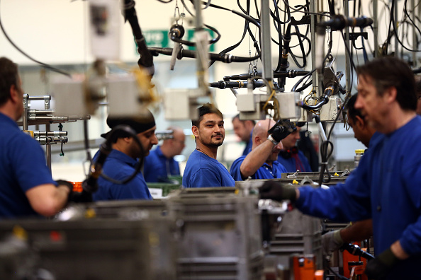 Occupation「The New State Of The Art Ford Production Line」:写真・画像(4)[壁紙.com]