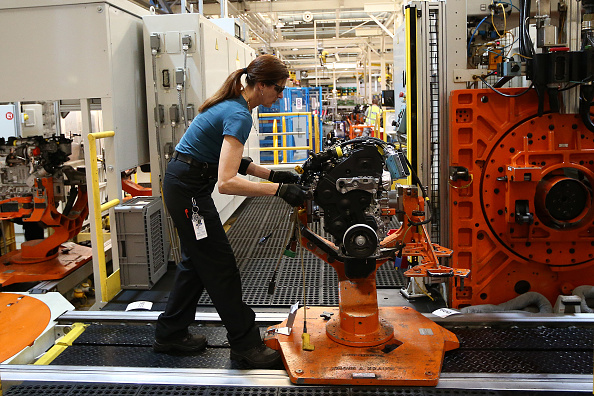 Production Line「The New State Of The Art Ford Production Line」:写真・画像(9)[壁紙.com]