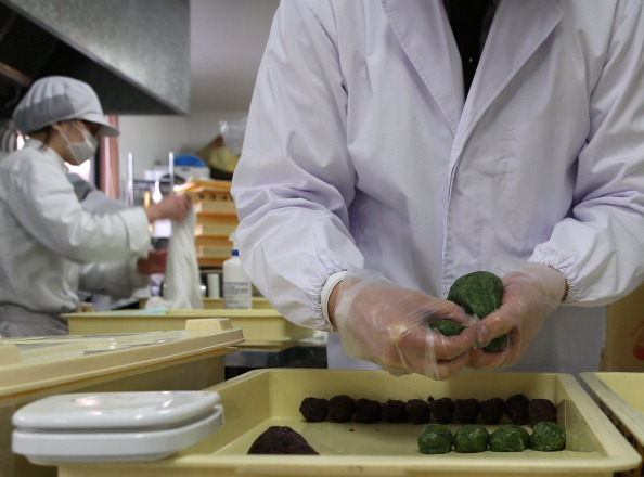 Wagashi「The Art of Making Traditional Japanese Sweets Wagashi」:写真・画像(19)[壁紙.com]