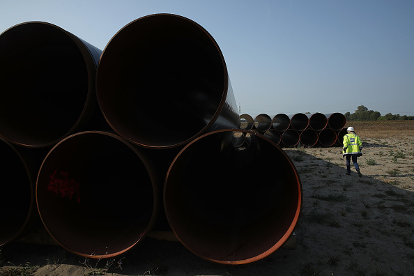 Europe「Eugal Gas Pipeline Construction To Begin Soon」:写真・画像(1)[壁紙.com]
