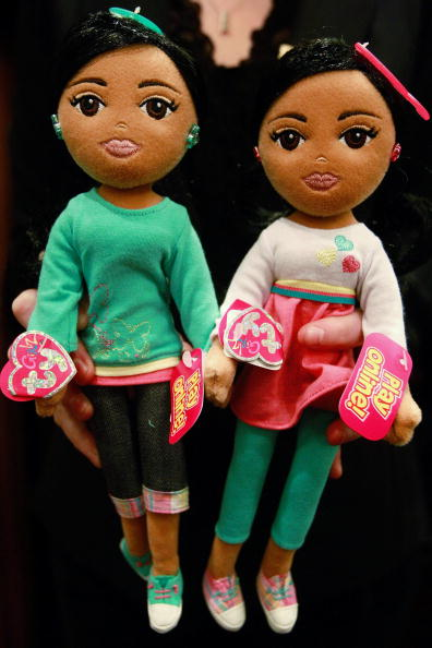 Stuffed「Makers Of Beanie Babies Ty Inc. Create Sasha And Malia Dolls」:写真・画像(10)[壁紙.com]