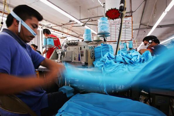 アメリカンアパレル「US Textile Manufacturer Offers Alternative to Sweatshop Labor」:写真・画像(3)[壁紙.com]