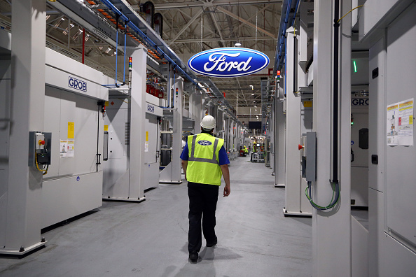 Plant「The New State Of The Art Ford Production Line」:写真・画像(13)[壁紙.com]