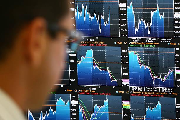 Markets Stabilise After Turbulence Last Week:ニュース(壁紙.com)