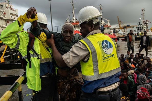 船舶「Mozambique Copes With Aftermath Of Cyclone Idai」:写真・画像(5)[壁紙.com]