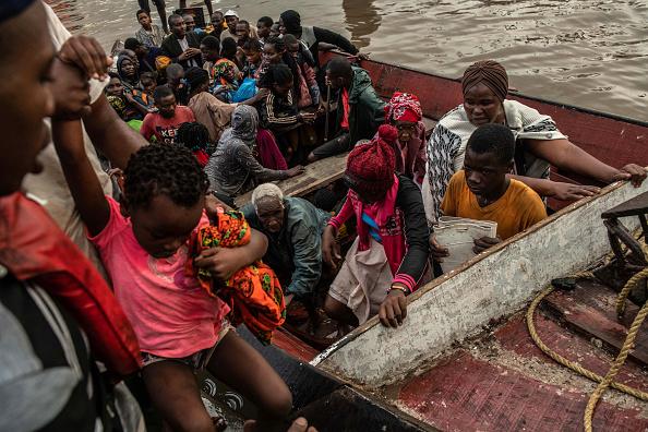 船舶「Mozambique Copes With Aftermath Of Cyclone Idai」:写真・画像(6)[壁紙.com]
