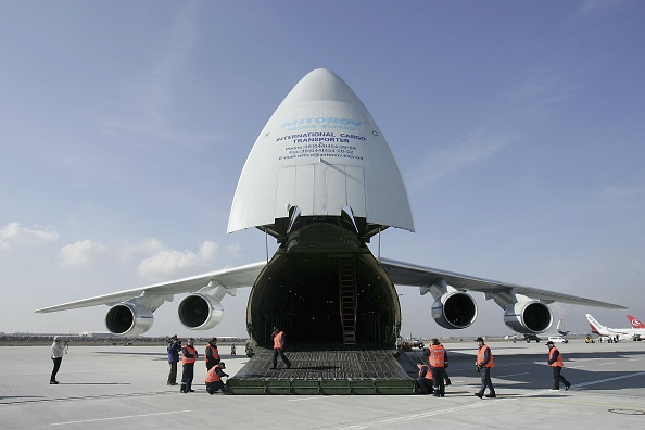 Cargo Container「SALIS Antonov Transporters To Be Stationed At Leipzig」:写真・画像(19)[壁紙.com]