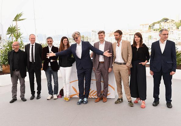 ポプリン「'Pope Francis - A Man Of His Word' Photocall - The 71st Annual Cannes Film Festival」:写真・画像(2)[壁紙.com]