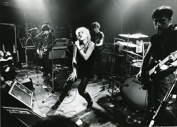 Blondie「Blondie」:写真・画像(10)[壁紙.com]
