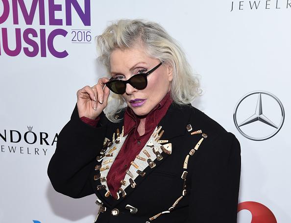 Blondie「Billboard Women In Music 2016 Airing December 12th On Lifetime」:写真・画像(7)[壁紙.com]