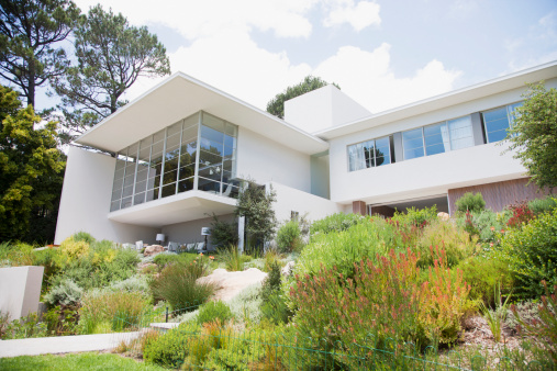 South Africa「House and garden」:スマホ壁紙(5)