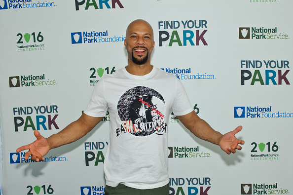 Washington Park「National Park Service Centennial Event with Common in Chicago」:写真・画像(4)[壁紙.com]