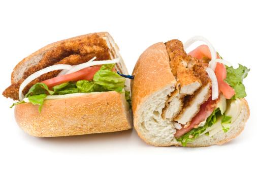 Crunchy「Chicken Milanese Sandwich」:スマホ壁紙(11)