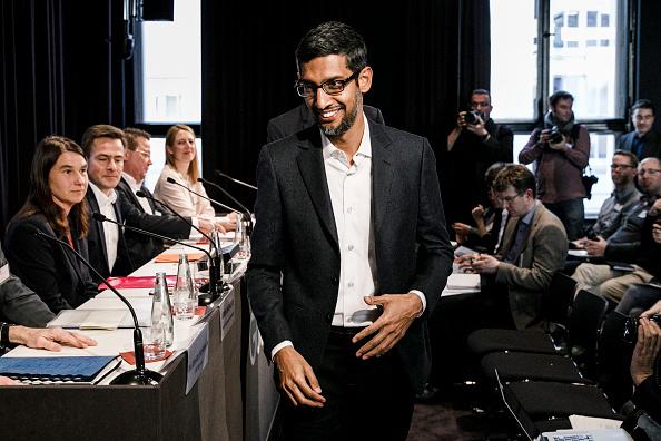 Alphabet「Google Germany Opens Berlin Representation Office」:写真・画像(10)[壁紙.com]
