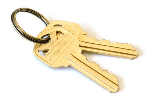 Security System「Gold keys」:スマホ壁紙(7)