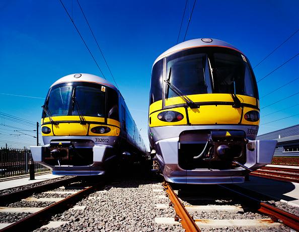 Land Vehicle「Overground trains at depot, England, United Kingdom」:写真・画像(13)[壁紙.com]
