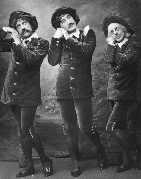 Patience「Three Gentlemen」:写真・画像(2)[壁紙.com]