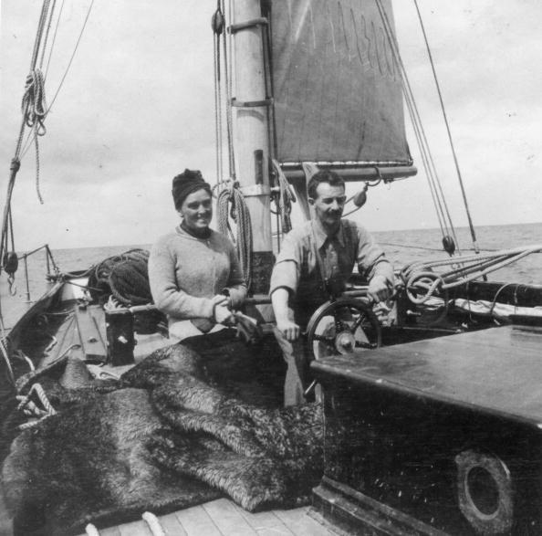 船・ヨット「Childers' Yacht」:写真・画像(7)[壁紙.com]