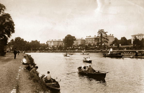 1910-1919「Day Out Rowing」:写真・画像(13)[壁紙.com]