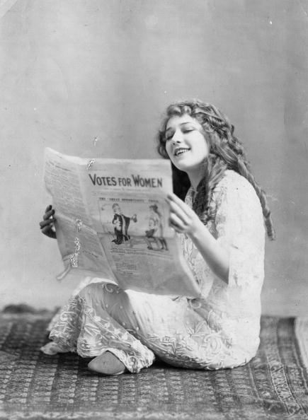 Express Newspapers「Votes For Women」:写真・画像(3)[壁紙.com]