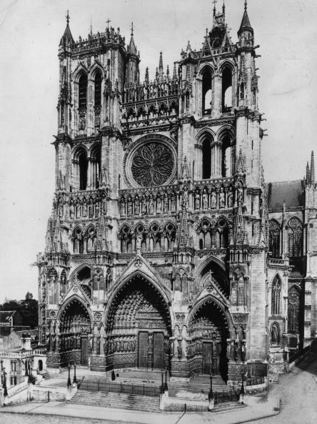 Arch - Architectural Feature「Amiens Cathedral」:写真・画像(12)[壁紙.com]