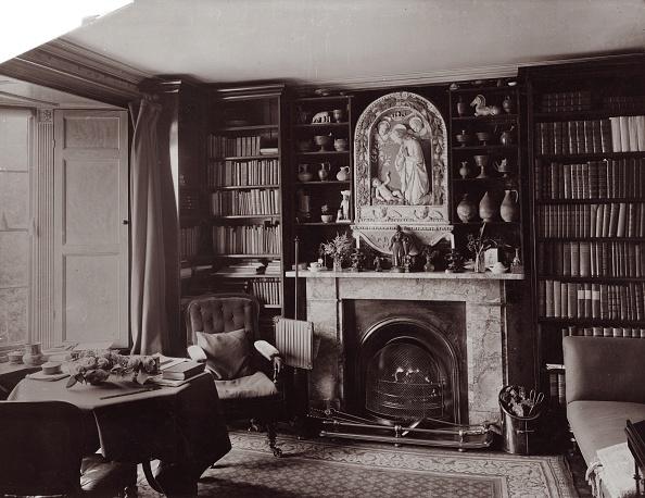 Literature「Ruskin's Study」:写真・画像(16)[壁紙.com]