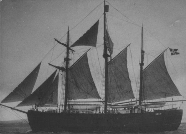 Ship「Amundsen's Ship」:写真・画像(0)[壁紙.com]