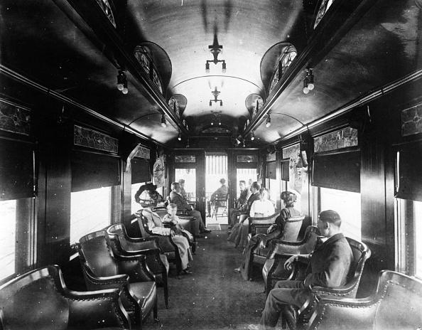 Luxury「Railway Deluxe」:写真・画像(12)[壁紙.com]